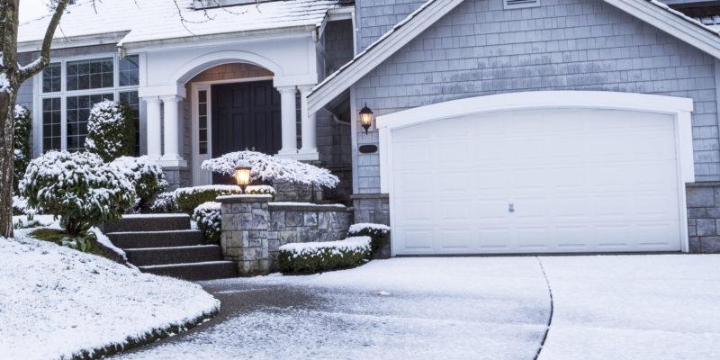 Winter Landscaping: Planning Your Landscape for Snow Removal