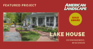 featured project lake house