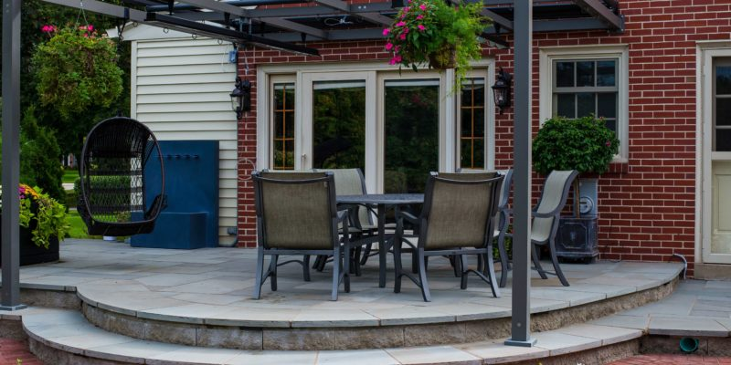 Wauwatosa Patio and Pergola – Silver Award for Excellence in Landscape Design and Construction