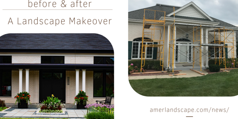 A Landscaping Makeover